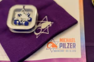 MICHAEL PILZER Bar Mitzvah